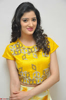 Richa Panai in Yellow Slim Fit Crop top ~ CelebxNext 020.JPG