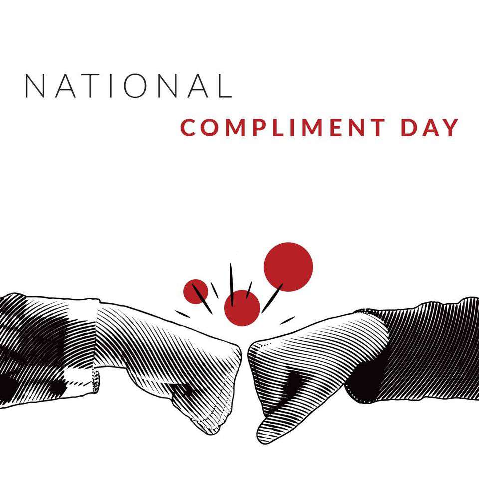 National Compliment Day Wishes for Instagram
