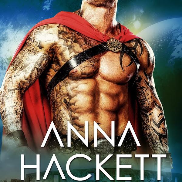 [RESENHA] Gladiador de Anna Hackett