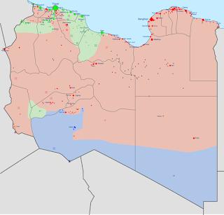 Türkiye'nin Libya'da ne işi var