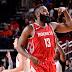 NBA: Con 28 de Harden, los Rockets castigan a San Antonio