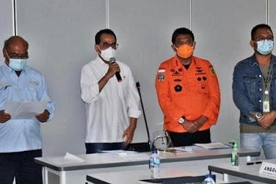 """Sriwijaya SJY 182 Hilang Kontak, Menhub RI: """"Mohon Doa, Semoga Pencarian Berjalan Lancar"""""""