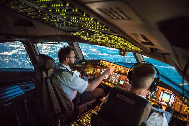 Keunikan Makanan Untuk Pilot Dan Co-Pilot Pesawat