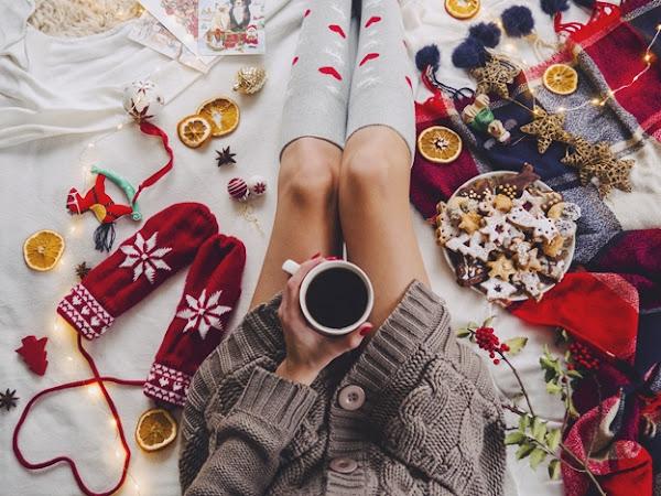 289. Podsumowanie grudnia: paczka niespodzianka, rodzinne spotkania i rozrywka