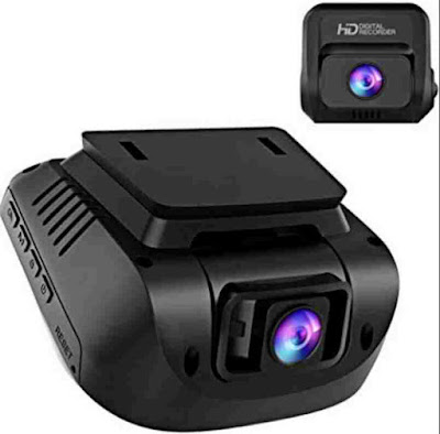 Dashboard Camera Recorder, 6-Lane 170 Degree Wide Angle Lens, Buy online