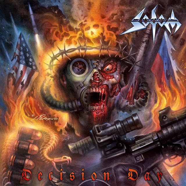 Sodom - Decision Day (Album Lyrics), Sodom - In Retribution Lyrics, Sodom - Rolling Thunder Lyrics, Sodom - Decision Day Lyrics, Sodom - Caligula Lyrics, Sodom - Who Is God? Lyrics, Sodom - Strange Lost World Lyrics, Sodom - Vaginal Born Evil Lyrics, Sodom - Belligerence Lyrics, Sodom - Blood Lions Lyrics, Sodom - Sacred Warpath Lyrics, Sodom - Refused to Die Lyrics, Sodom - Predatory Instinct Lyrics