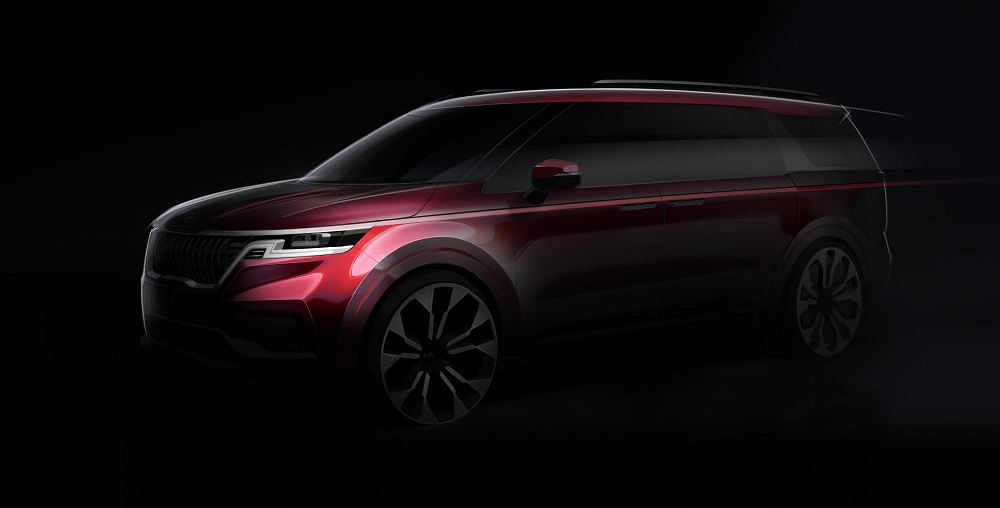 Next-generation Kia Carnival to debut this summer