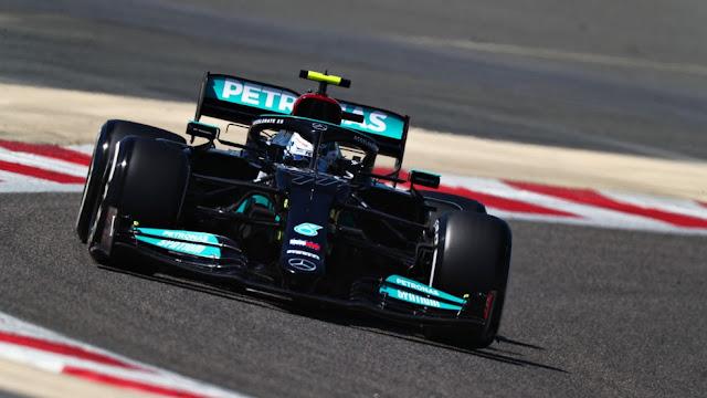 Fórmula 1, Bottas - Foto: Getty Images