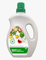WellCare Fruit and Vegetable Wash - 1 L