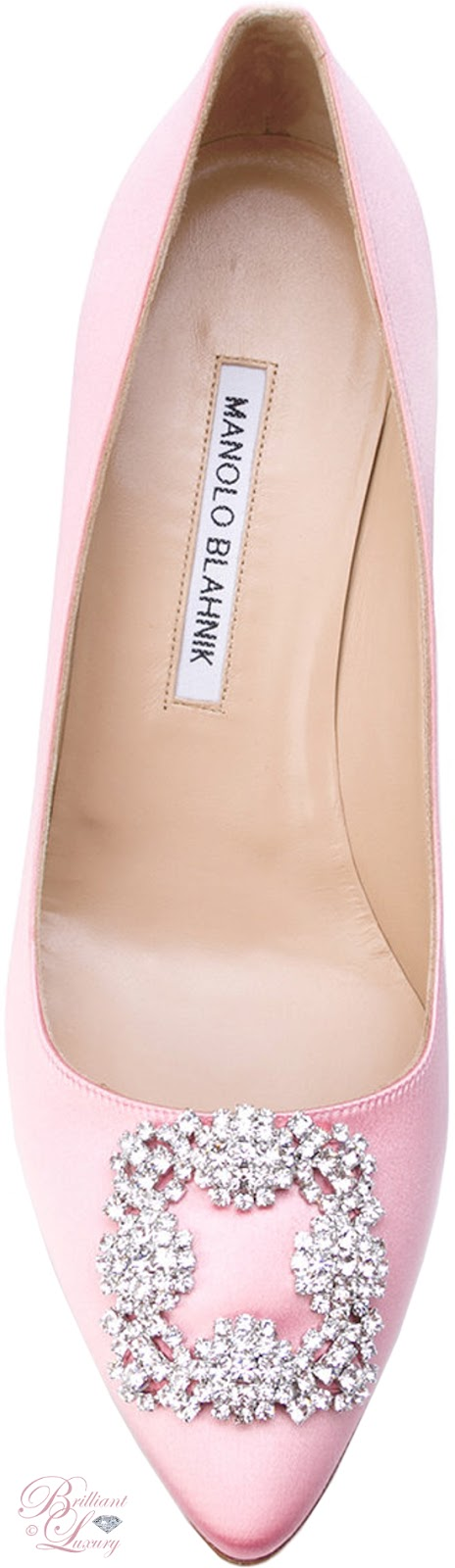 Brilliant Luxury ♦ Manolo Blahnik Hangisi Pumps