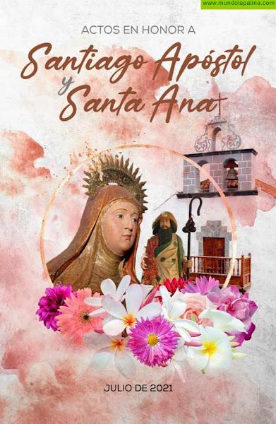 Programa de Actos en Honor de Santiago Apóstol y Santa Ana 2021 - Breña Baja