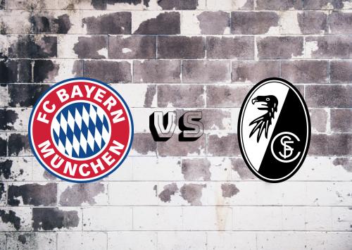 Bayern München vs Freiburg  Resumen y Partido Completo