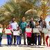 قطاع التربية والتعليم | اختتام احدى الدورات التطوعيه في اساسيات اللغة الانجليزيه