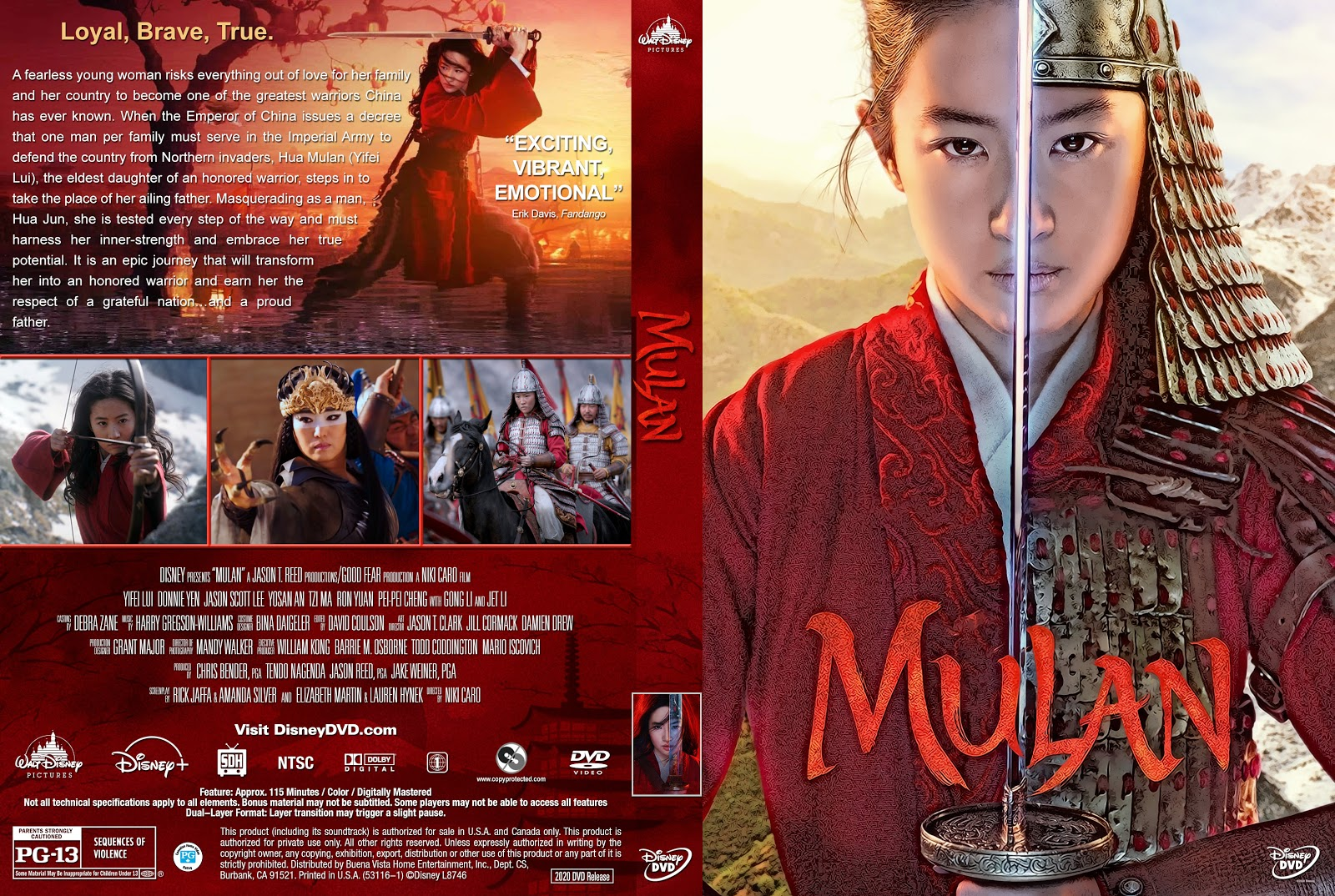 Mulan 2020 Free Dvd Cover Cover Addict Free Dvd Bluray Covers And Movie Posters