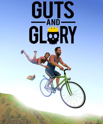 تحميل لعبة guts and glory