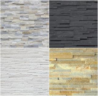 Marzua realstone panel de piedra natural para decorar paredes - Paneles de piedra natural ...