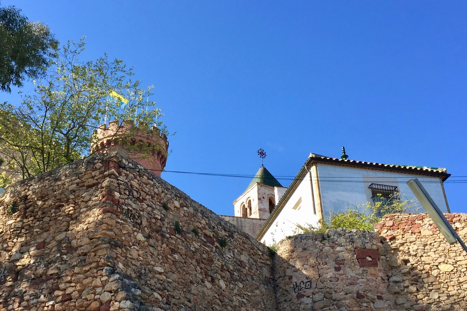 Castelldefels z dzieckiem