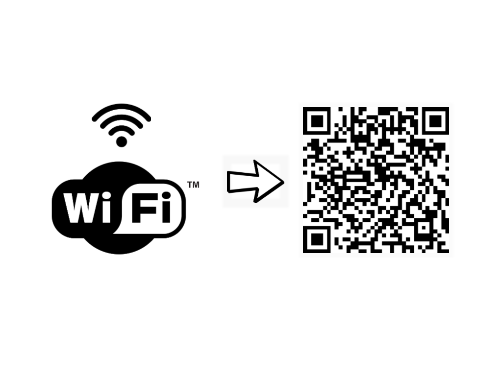 How to Create QR Code for WiFi Password