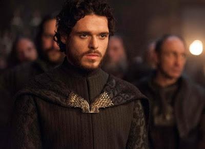 Richard Madden as Robb Stark