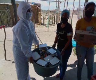 """https://www.notasrosas.com/Banco de Alimentos de La Guajira implementa estrategia """"Solidaridad sin Fronteras: PASA Hermano"""""""