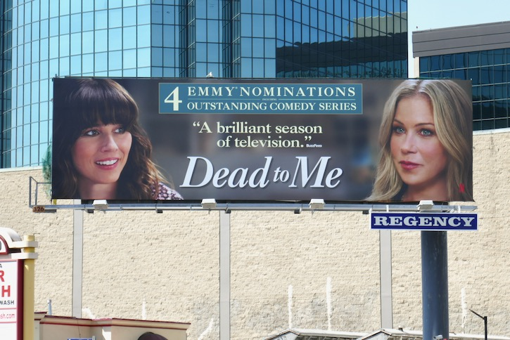 Dead to Me 4 Emmy nominations billboard