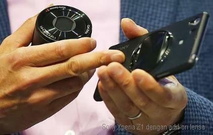 harga Sony Xperia Z1