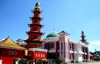 Masjid Cheng Hoo Palembang