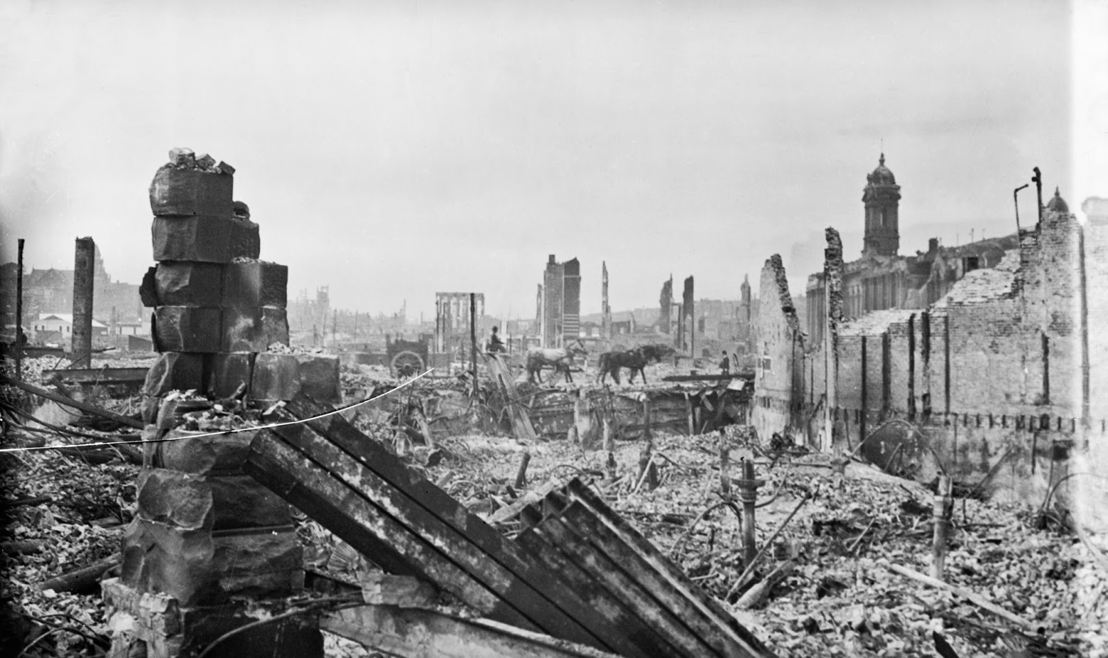 An introduction to the history of the san francisco earthquake