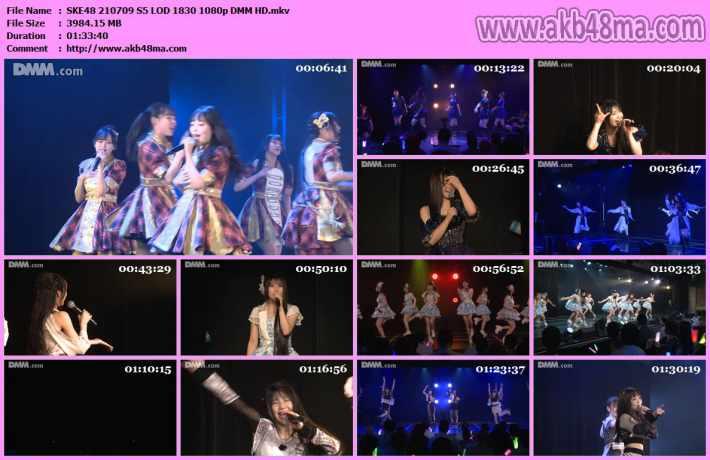 210709 SKE48 チームS
