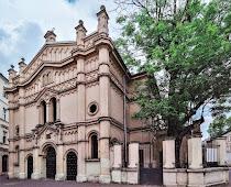 Synagoga Tempel - Kraków