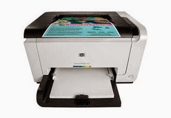HP Laserjet Pro CP1025NW Driver Download