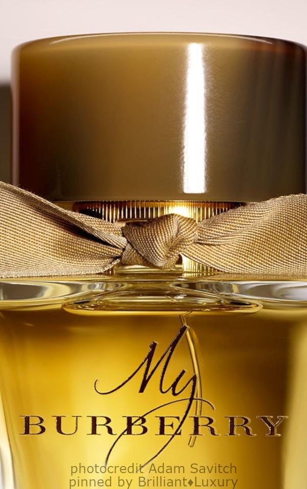 Brilliant Luxury♦My BURBERRY Fragrance (photocredit by Adam Savitch)