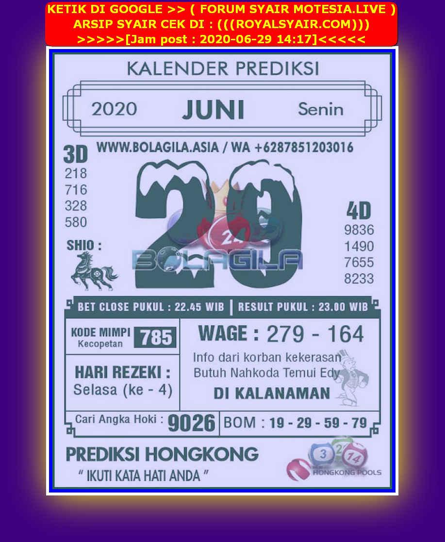 Kode syair Hongkong Senin 29 Juni 2020 223