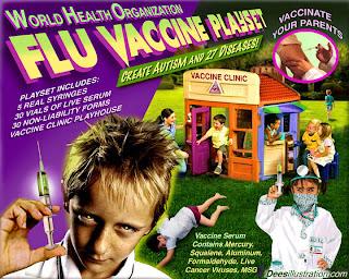 Vaccine Poisons