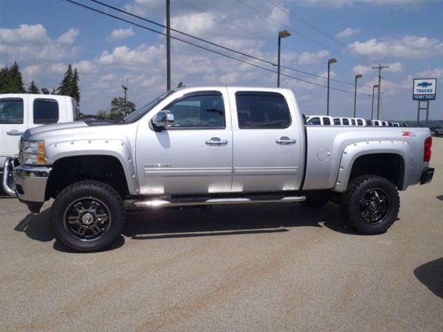 Lifted Trucks For Sale 2013 Chevy Silverado 2500hd Diesel