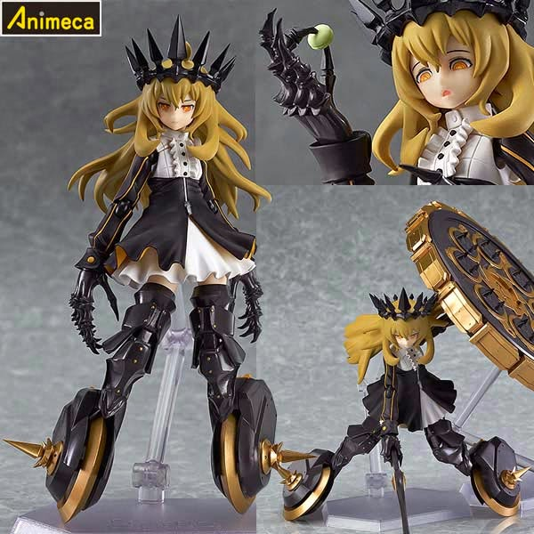 CHARIOT TV Animation Ver. FIGMA FIGURE BLACK ROCK SHOOTER MAX FACTORY