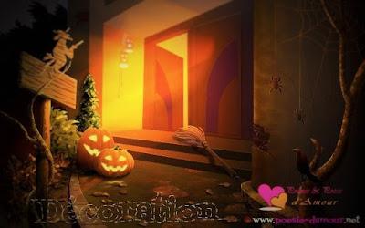 Décorations d'Halloween à faire soi-même