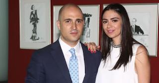 Κωνσταντίνος Μπογδάνος & Έλενη Καρβελά: Ο παραδοσιακός γάμος στη Νάξο