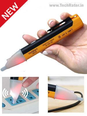Best Voltage Tester with Sensor & LED Light
