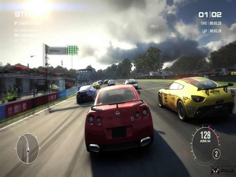 Grid 2 Highly Compressed Free Download