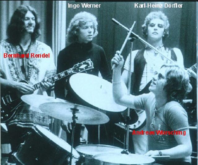 "johnkatsmc5: My Solid Ground ""My Solid Ground"" 1971 German Hard Prog"