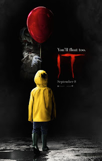 New Line Cinema's IT Movie Poster