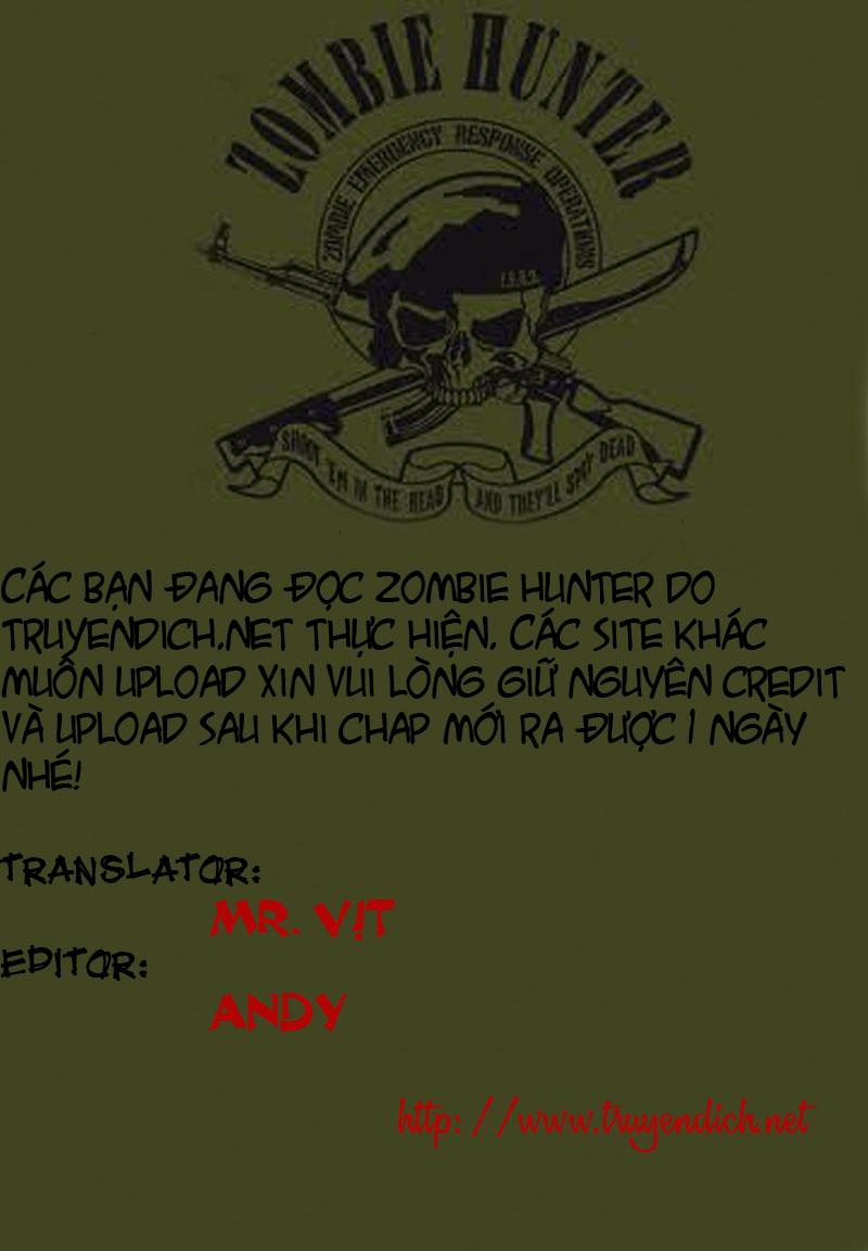 Zombie hunter chap 20 trang 16
