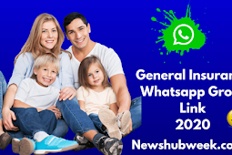 Join 20+ general insurance Whatsapp group links