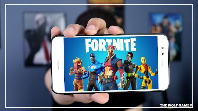 تحميل لعبة فورت نايت للأندرويد   Fortnite Mobile