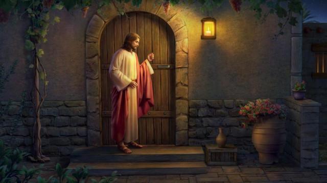 聖經預言, 主再來, 神的聲音