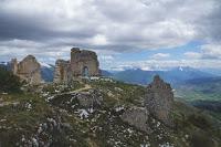 Castle Ruins - Photo by Yoal Desurmont on Unsplash