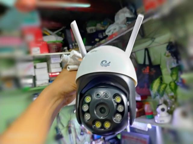 sai lầm khi lắp camera giám sát trong nhà