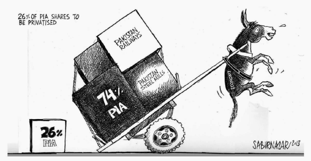 Notes from Pakistan: A cartoonist's depiction of the