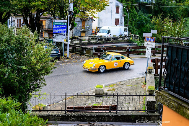 Modena 100 ore - wyścig starych samochodów
